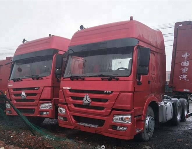 Sinotruk Howo Tractor Truck,Trailer Trucks Tractor Head
