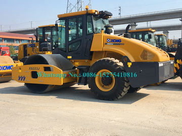 Mesin Konstruksi Jalan XCMG 22 Ton Model Single Drum Roller Compactor S223J / XS223JE