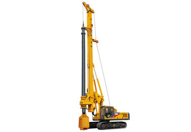 XR180D Pile Drilling Machine / Mobile Rotary Drilling Rig Garansi 1 Tahun