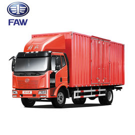Automatic Transmission Heavy Cargo Truck  1-10 Ton Diesel Euro 3 High Speed 48-65km/H