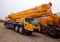 Diesel XCMG Truck Crane QY35K5 / Telescopic Hydraulic Crane Dengan 36930kg Payload